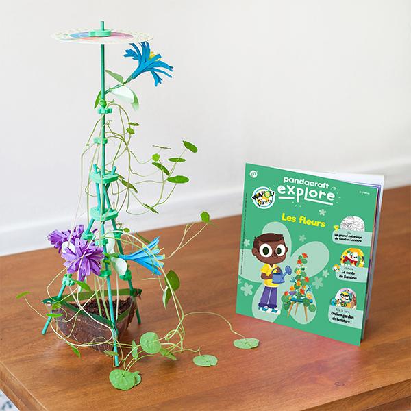 Plante des fleurs !
