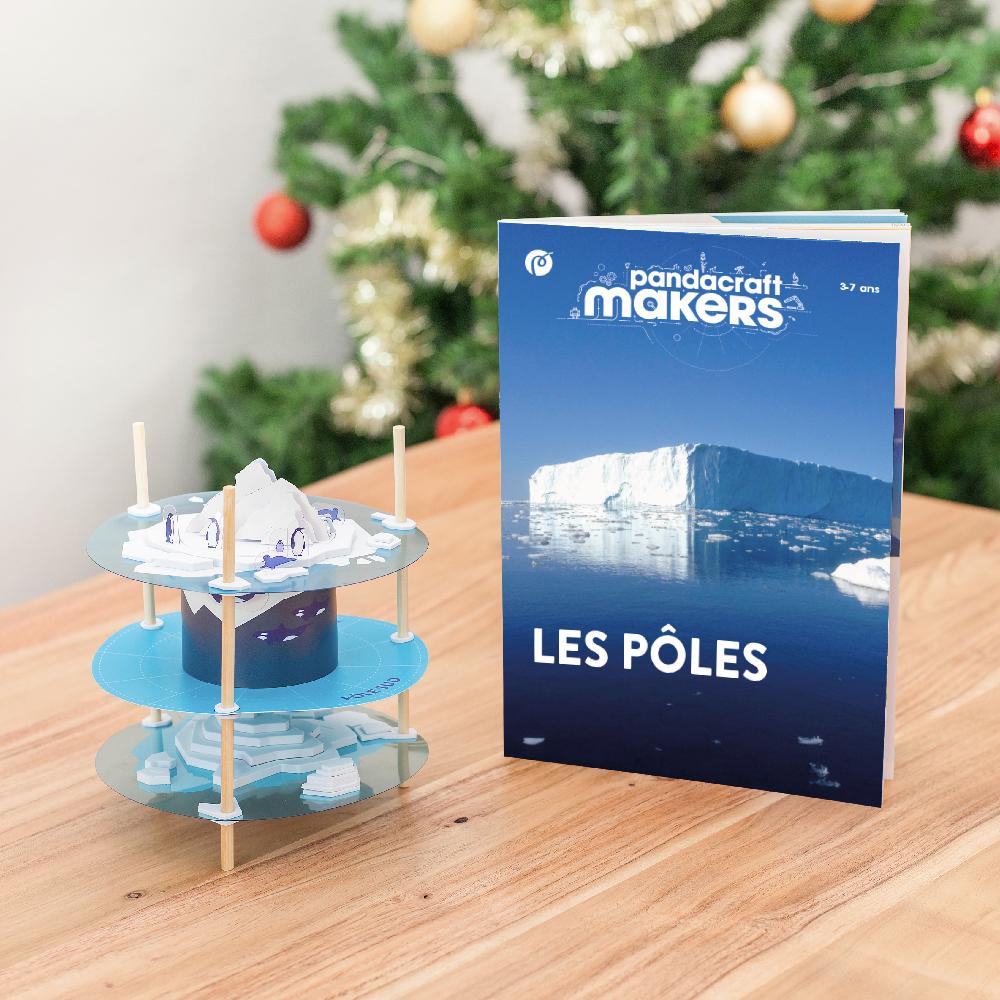 Voyage au coeur des pôles