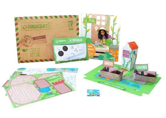 Kit créatif - Le jardin extraordinaire